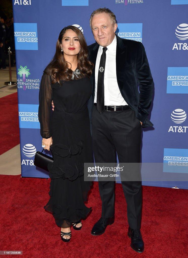 2020 Annual Palm Springs International Film Festival Film Awards Gala - Arrivals : ニュース写真