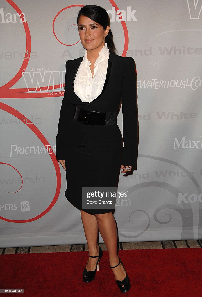"""The 2008 Crystal + Lucy Awards, """"A Black And White Gala"""" - Arrivals : News Photo"""