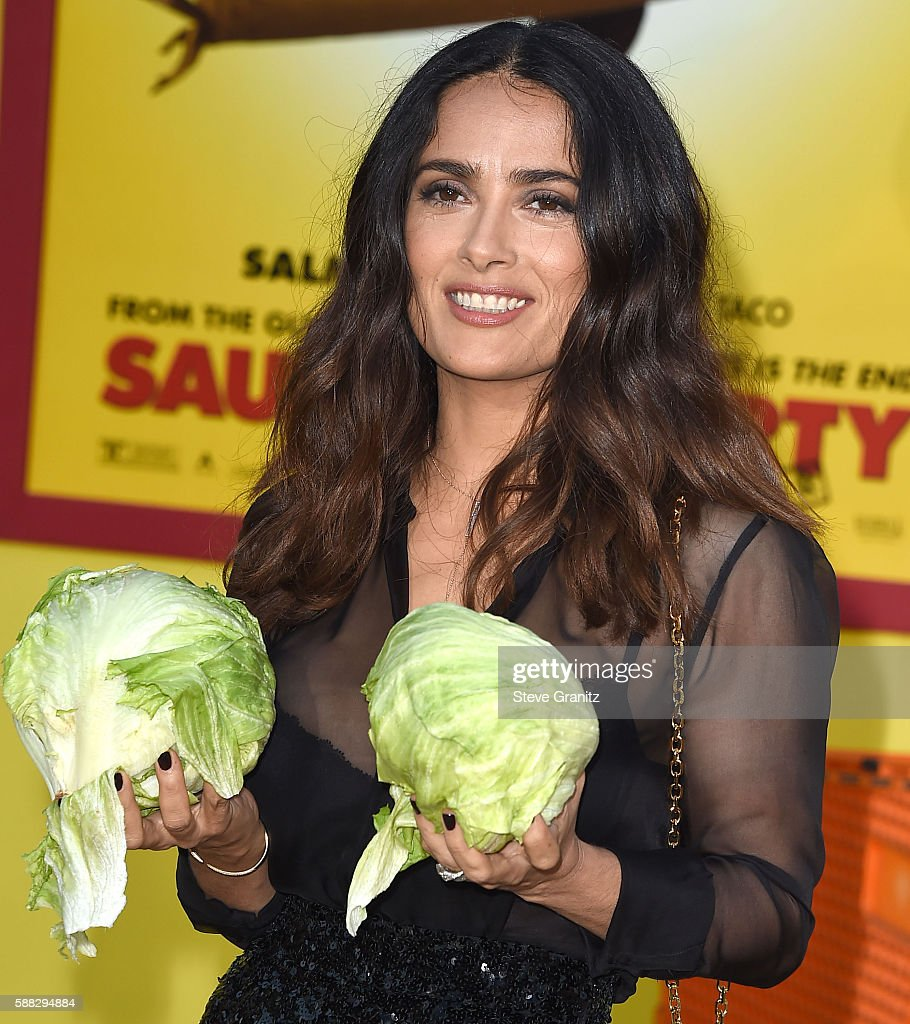 Premiere Of Sony's 'Sausage Party' - Arrivals : News Photo