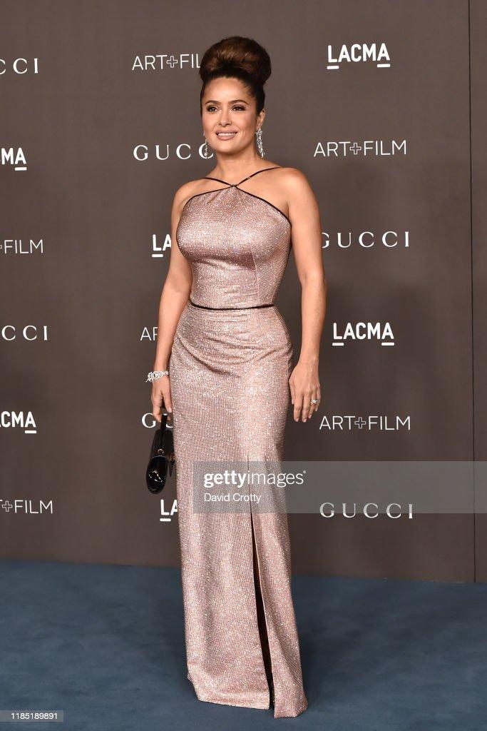 2019 LACMA Art + Film Gala : News Photo