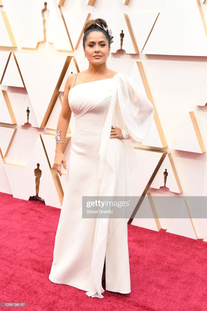 92nd Annual Academy Awards - Arrivals : Nachrichtenfoto