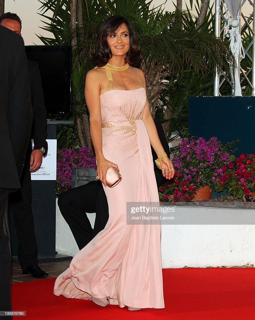 63rd Annual Cannes Film Festival - Palme d'Or Award Ceremony : ニュース写真