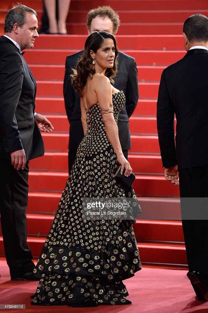 'Il Racconto Dei Racconti' Premiere - The 68th Annual Cannes Film Festival : News Photo