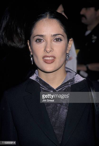 Salma Hayek during 'The Big Chill' 15th Anniversary ReRelease at Cinerama Dome Theater in Los Angeles California United States