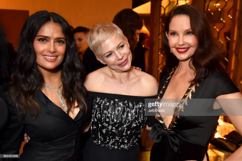 HBO's Official 2017 Golden Globe Awards After Party - Inside : News Photo