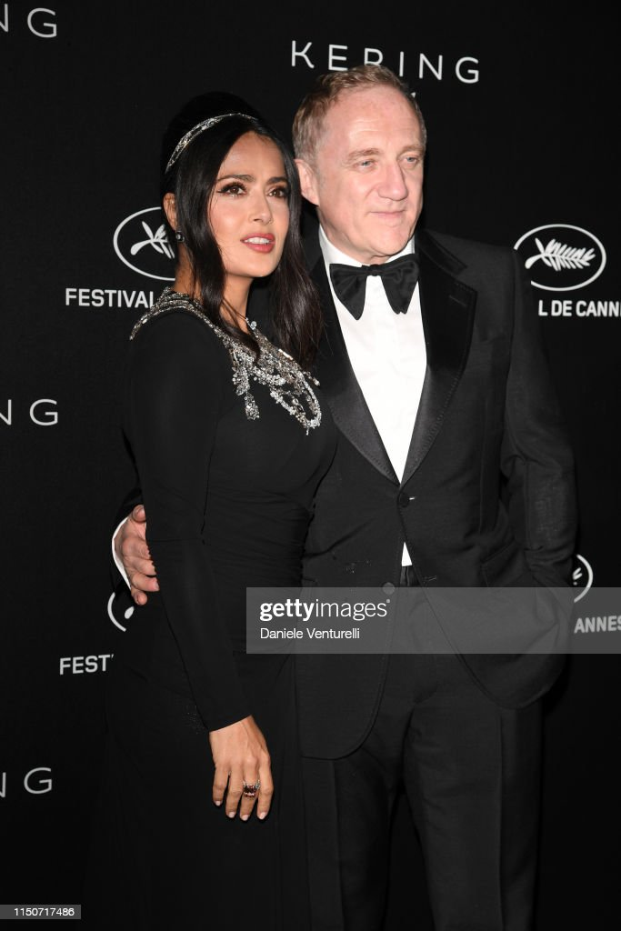 Kering And Cannes Film Festival Official Dinner - Photocall : ニュース写真