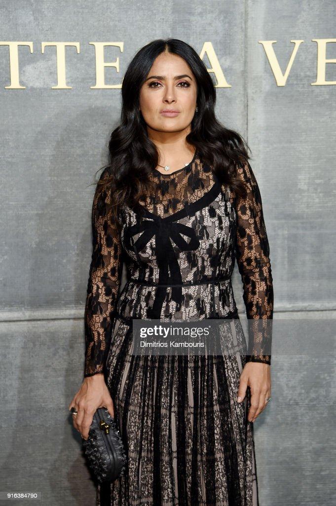 Bottega Veneta Fall Winter 2018 Fashion Show in NY : News Photo