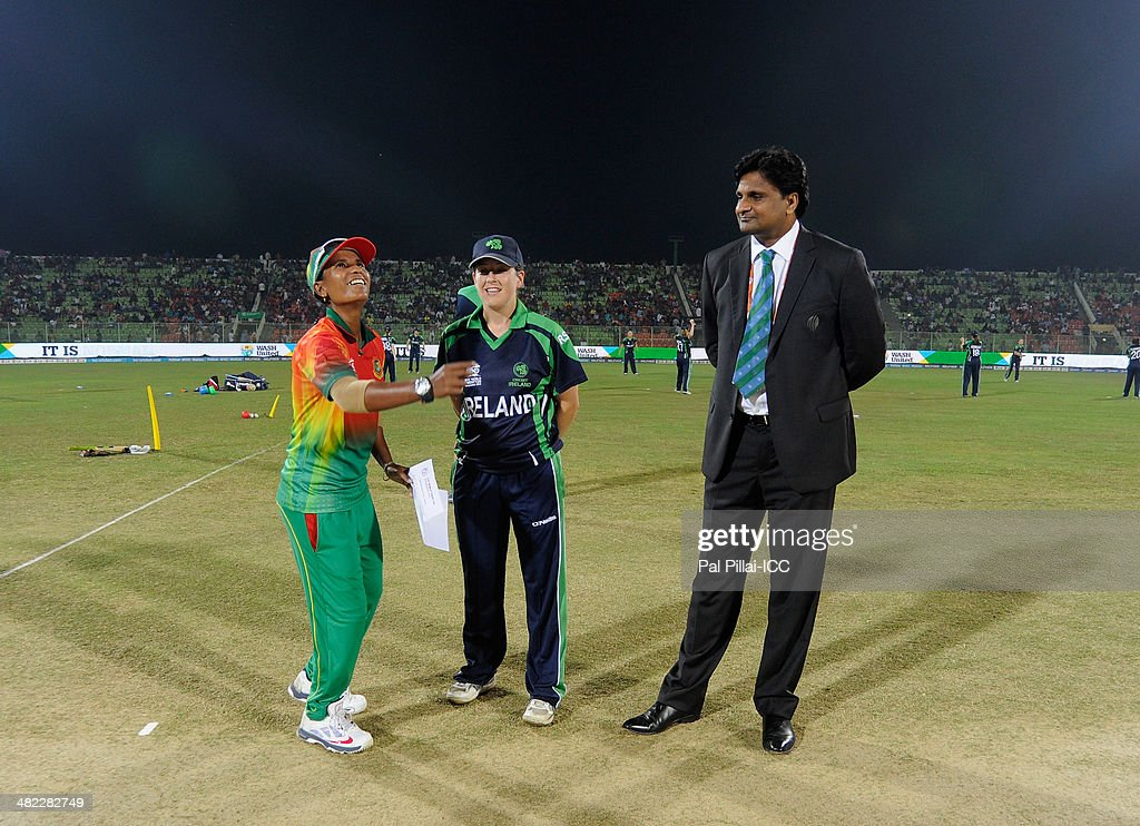 Bangladesh Women v Ireland Women - ICC Womens World Twenty20 Bangladesh 2014