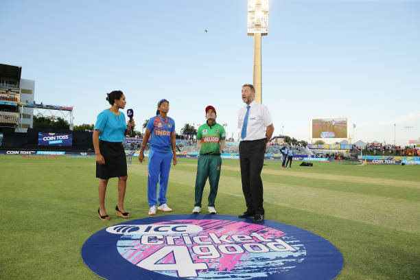AUS: India v Bangladesh - ICC Women's T20 Cricket World Cup