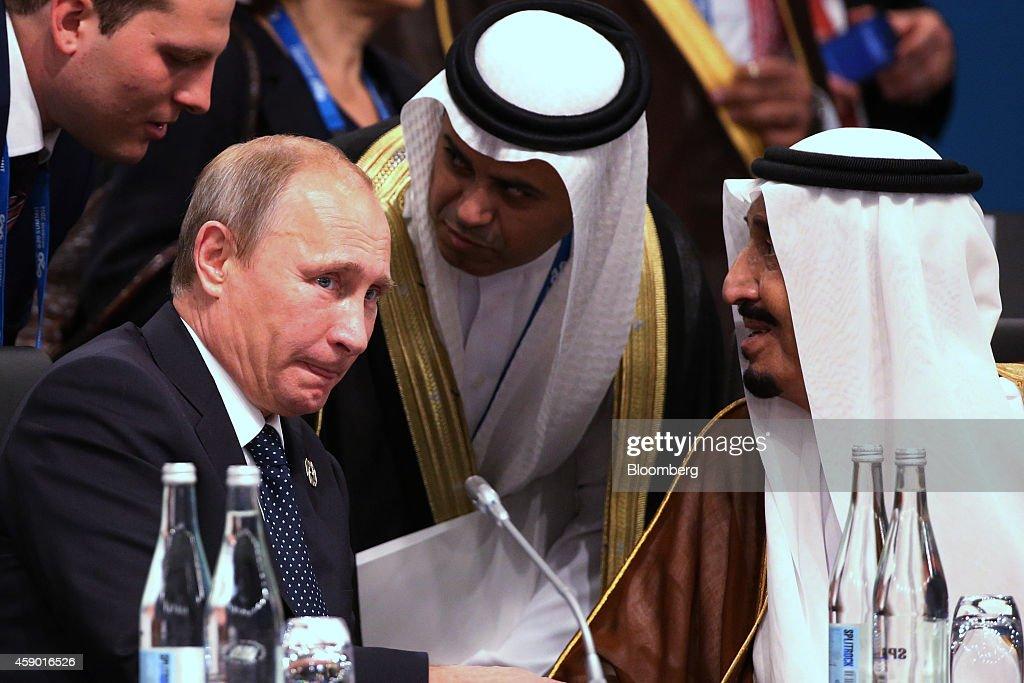 World Leaders Meet At The G-20 Summit : News Photo