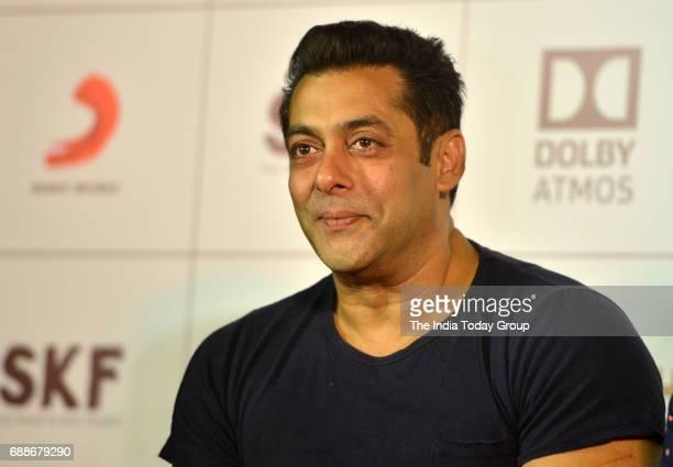 Salman Khan at the trailer launch of his film 'Tubelight' in Mumbai