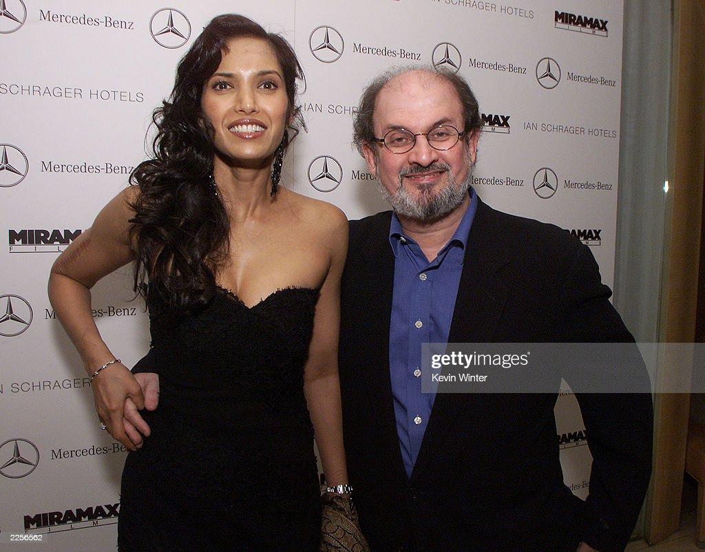 Miramax Films' Pre-Oscar Party at the Mondrian Hotel : News Photo