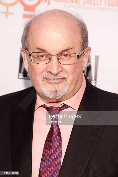 Salman Rushdie attends the Adrienne Shelly Foundation 10th Anniversary Gala at The Angel Orensanz Foundation on December 5 2016 in New York City