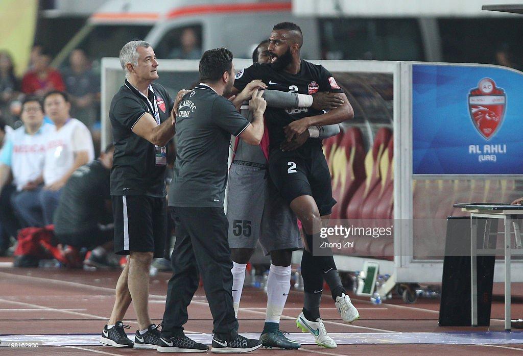 Guangzhou Evergrande v Al Ahli - AFC Champions League Final : News Photo