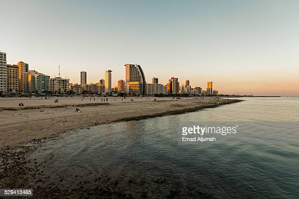 Salmiya seaside, Kuwait City
