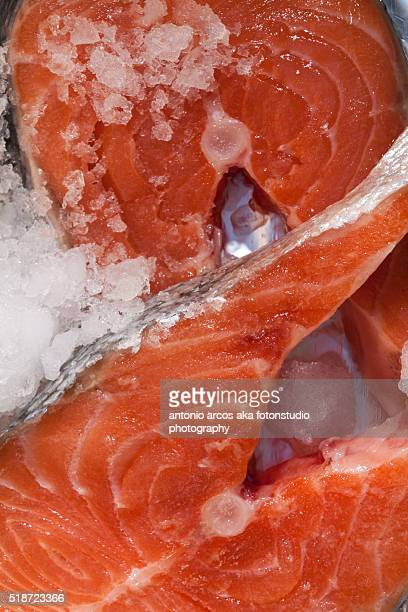 Salmon and Ice.