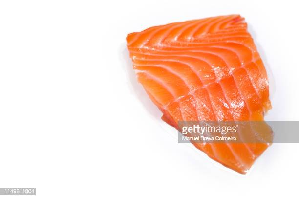 salmon and ratatouille - salmon seafood stock pictures, royalty-free photos & images
