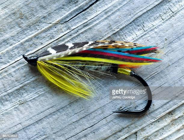 Salmon Fishing Fly