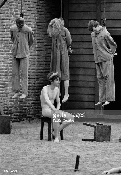 The 120 Days of Sodom was the last film to be made by the Italian director Pier Paolo Pasolini He was assassinated on the 2nd November 1975
