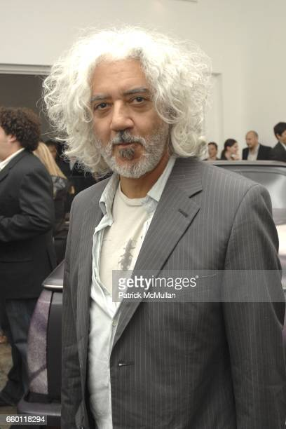 Salomon Emquies attends SHE Images of women by Wallace Berman and Richard Prince Opening at Michael Kohn Gallery on January 15 2009 in Beverley Hills...