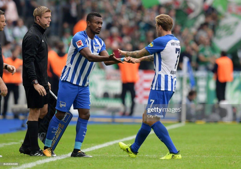 Hertha BSC v Werder Bremen - 1.Bundesliga : News Photo