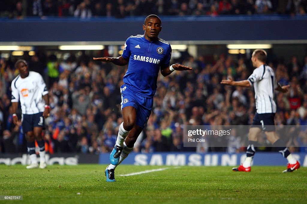 Chelsea v Bolton Wanderers - Carling Cup 4th Round