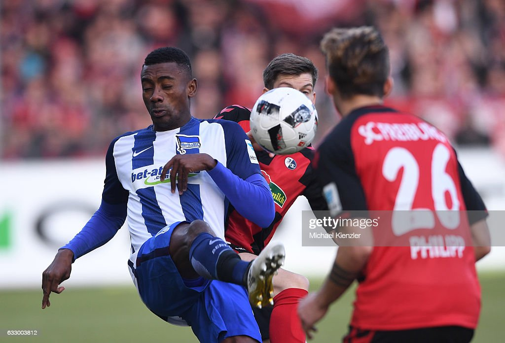 SC Freiburg v Hertha BSC - Bundesliga : News Photo