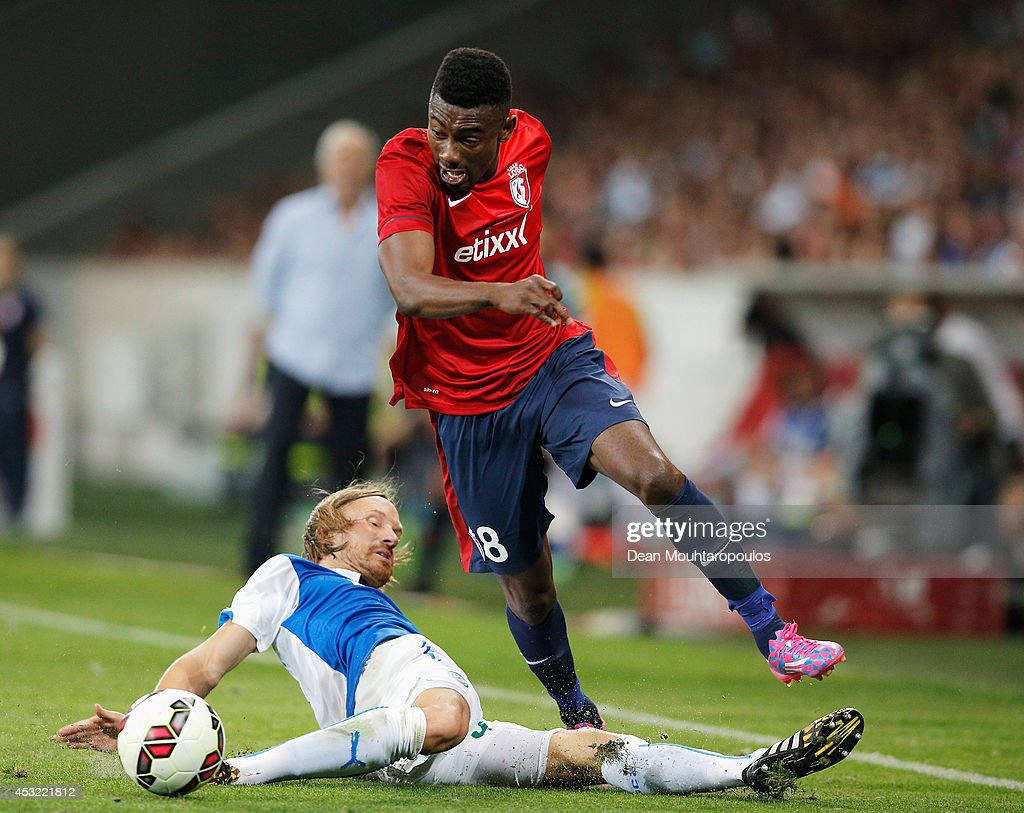 LOSC Lille v Grasshopper Club  - UEFA Champions League Third Qualifying Round: Second Leg