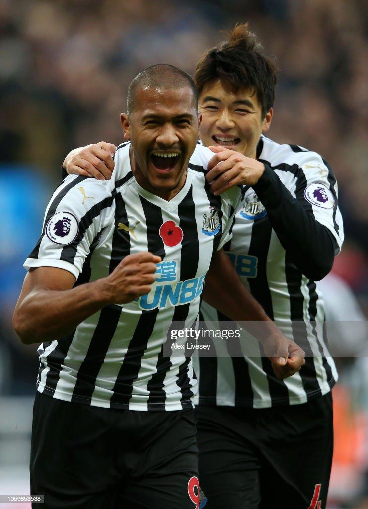 Newcastle United v AFC Bournemouth - Premier League : Foto jornalística