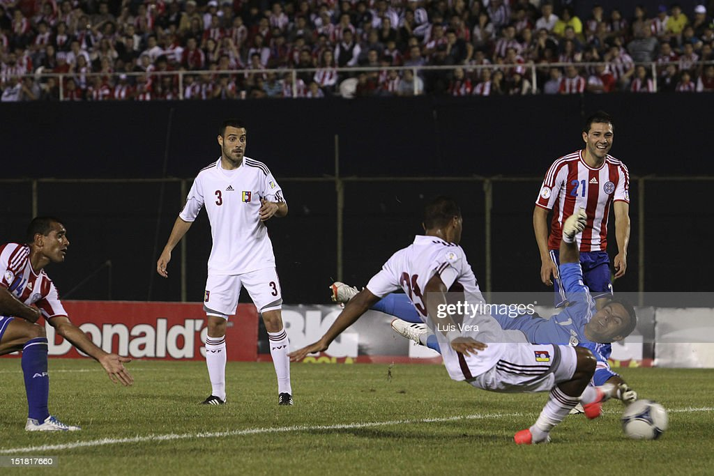 Paraguay v Venezuela - South American Qualifiers