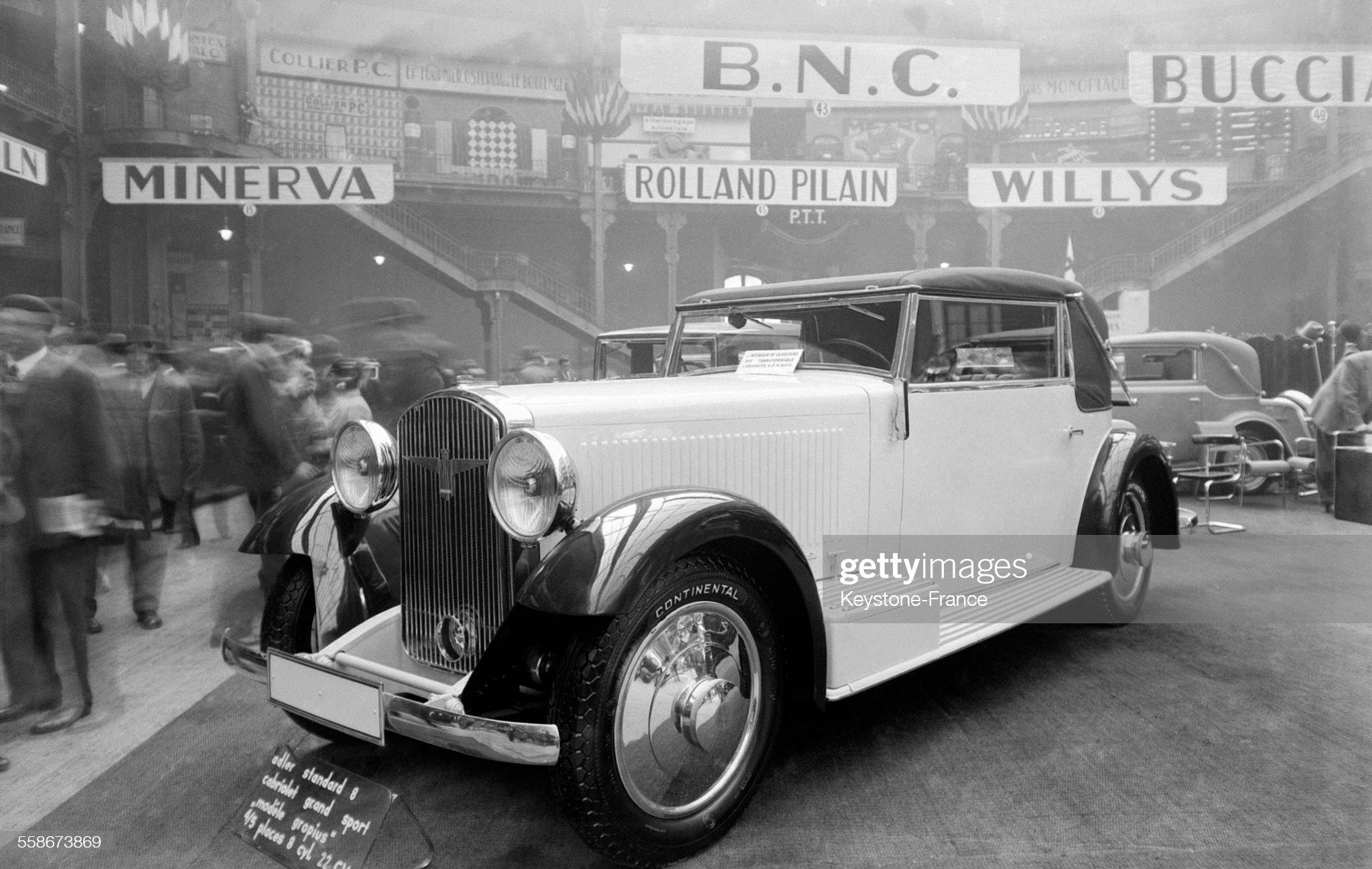 Salon de l'automobile : News Photo