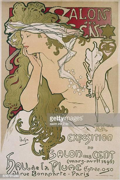 XXme Exposition by Alphonse Mucha