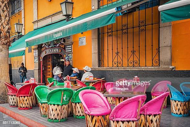 Salon Tenampa at Plaza Garibaldi in Mexico City