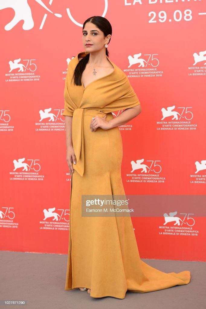 """ITA: """"Soni"""" Photocall - 75th Venice Film Festival"""