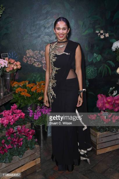 Saloni Lodha attends the gala dinner in honour of Edward Enninful winner of the Global VOICES Award 2019 during #BoFVOICES on November 22 2019 in...