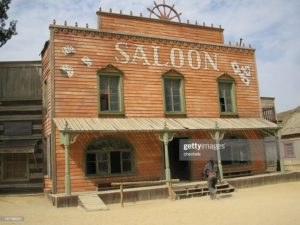Saloon ..:: Far  West  Series::.. : Stock Photo