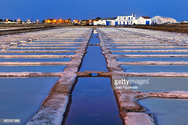 Salt Beds - Tavira, Portugal