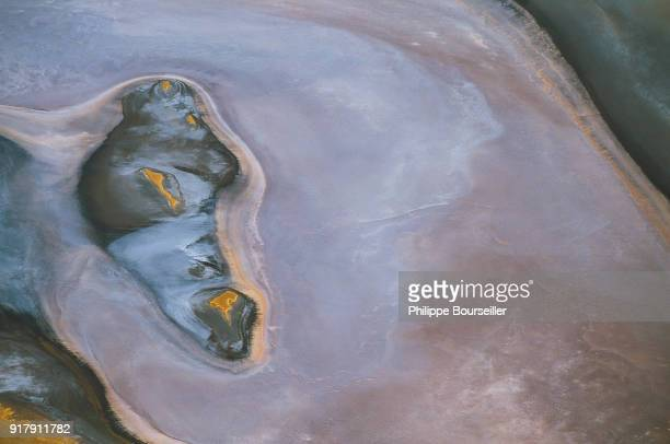 Salt lakes form when the water flowing into the lake containing salt or minerals cannot leave because the lake is endorheic The water then evaporates...