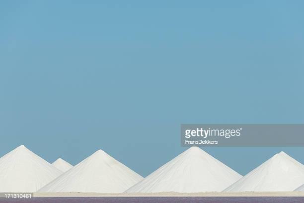 Montañas de la sal