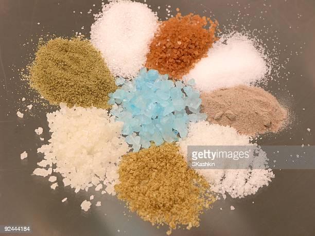 salt - lehm mineral stock-fotos und bilder