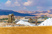 salt production facility eilat israel