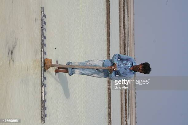 Salt production in Gujarat's Kharaghoda is both tiresome and unrewarding. But these tastemakers also known as Agariyas brave adverse conditions to...