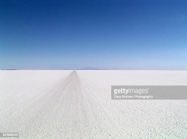 salt road - salt flat stock pictures, royalty-free photos & images