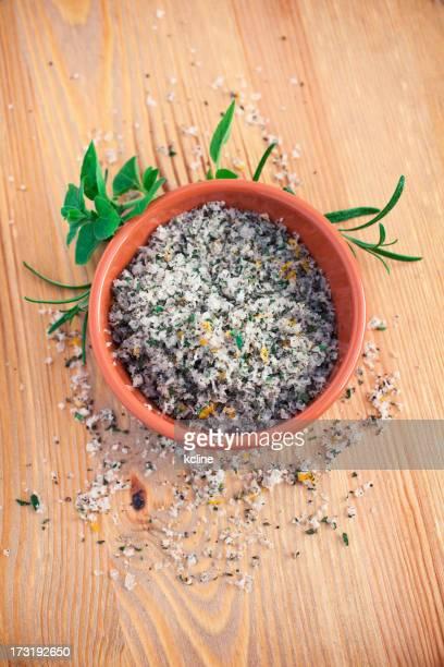 Salt Rub