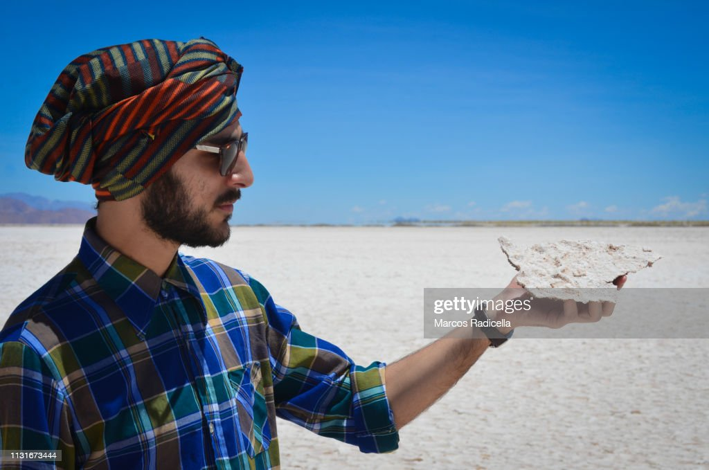 Salta Province, Puna Desert, Argentina : Stock Photo