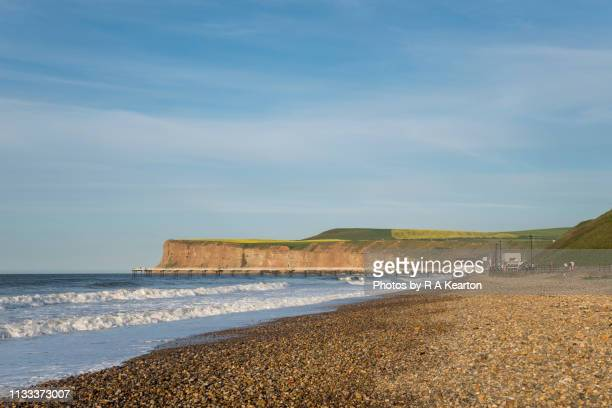 saltburn-by-the-sea, north yorkshire, england - saltburn stock photos and pictures