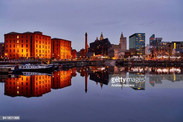 salthouse dock, liverpool, united kingdom - liverpool england stock pictures, royalty-free photos & images