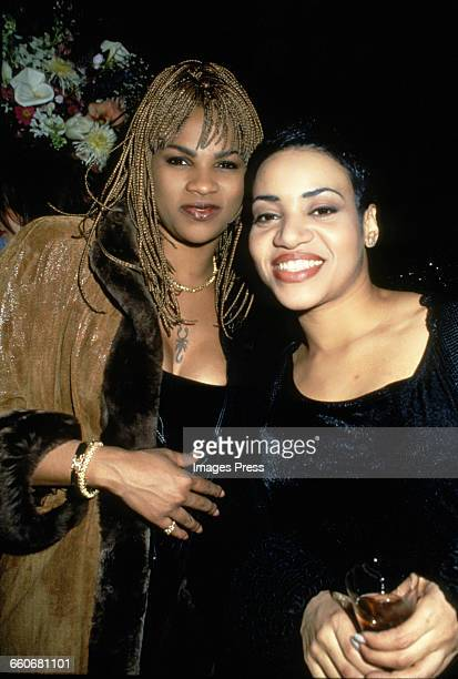 SaltNPepa circa 1994 in New York City