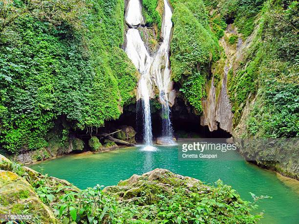 salto de vegas grandes, cuba - national park stock photos and pictures