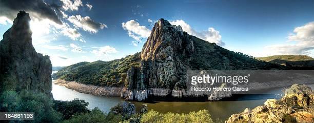 Salto del Gitano. Parque Natural de Monfragüe. Ext